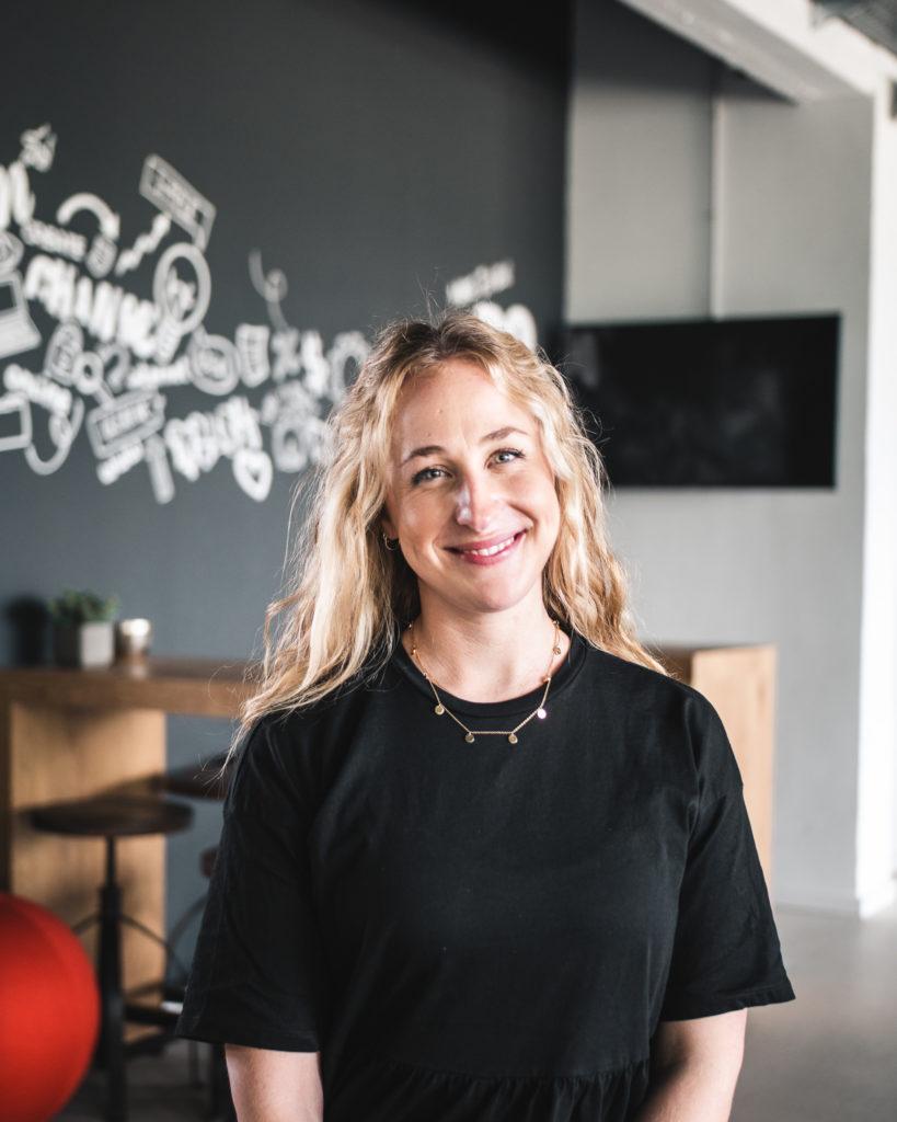 Projektkoordinatorin Nina Mersmann